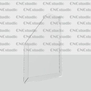 К-1 Карман плоский 1,8 мм, А4 вертикальный