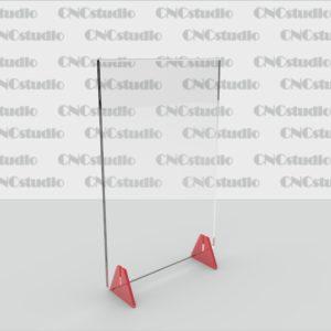 М-19 А 6  вертикальный  1,8 мм, 3 мм цветные ножки