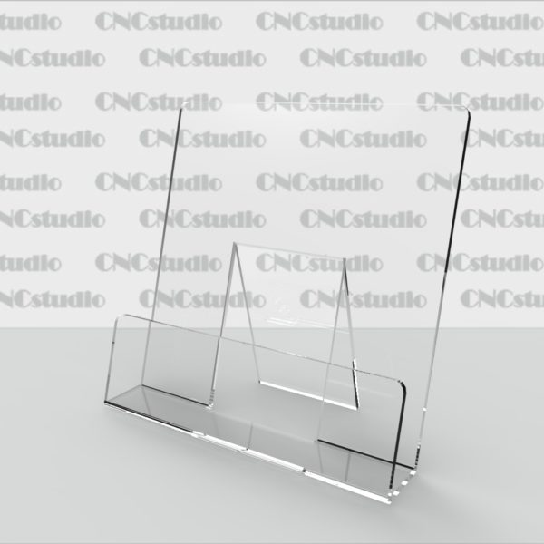 М-6 Под планшет акрил 1,8 мм размеры внутренние 100х100х15