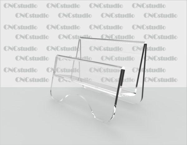 С-10 Визитница акрил 3 мм