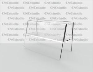 С-6 Визитница акрил 1,8 мм