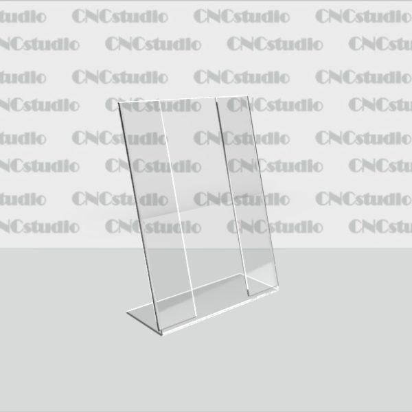 Ц-10 Поле ценника 50х70мм ПЭТ 0,8 мм