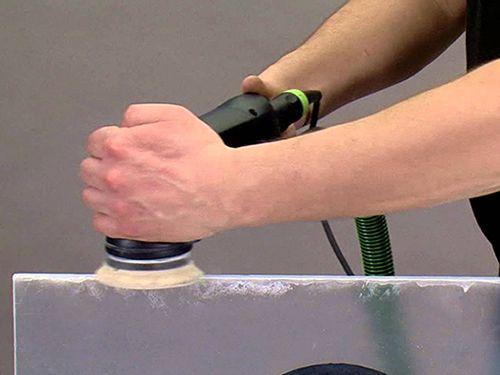 Как в домашних условиях обработать кромку стекла в домашних условиях