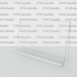 М-4 Под планшет акрил 1,8 мм. Габариты планшета 250х150х20 мм